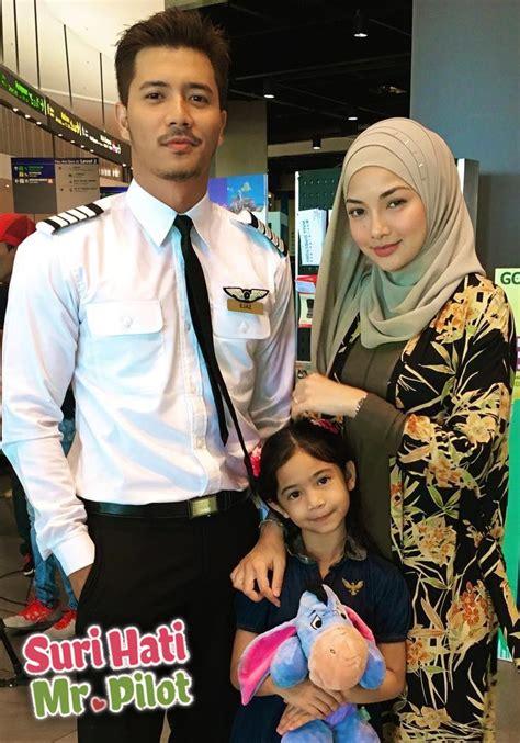film malaysia fattah amin suri hati mr pilot neelofa fattah amin airport 8 tv
