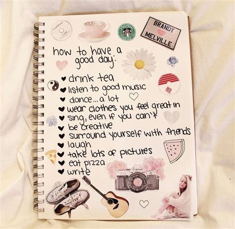 how to start a doodle diary 25 best diary ideas on notebook ideas