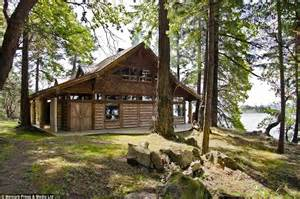 Bc Cottages For Sale by Mowgli Island In The Remote Southern Gulf Islands On Sale