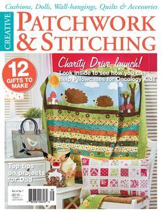 Patchwork And Stitching Magazine - 1000 images about patchwork stitching magazine on