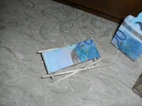 geldscheine falten le pin aus geldscheinen einen baum falten bastelanleitung on