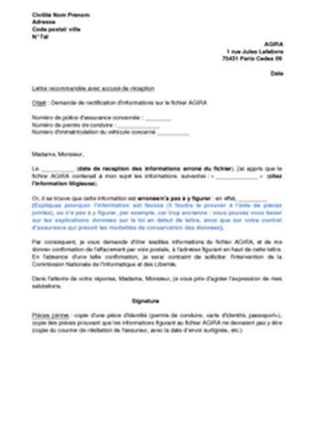 Demande Acte De Naissance Lettre Modèle Lettre De Demande De Rectification Dacte D