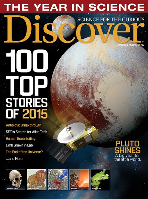 best science news discover magazine the in science and technology