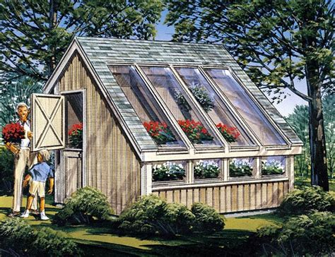 garden shed greenhouse plans project plan 85907 garden shed