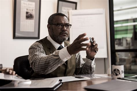 In Other News by Laurence Fishburne On Batman V Superman Wick 2