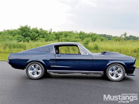 1967 Ford Mustang Fastback Favourite Type Of Car 2 The Fastback Year