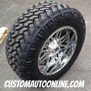 Trail Grappler Nitto Tires Custom Automotive