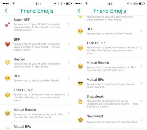emoji snapchat how to get the most out of the new snapchat update