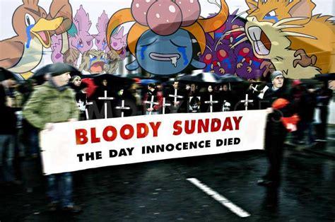 bloody sunday twitch plays pokemon know your meme