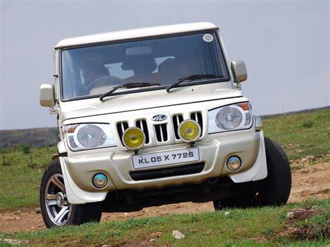 mahindra bolero pictures mahindra bolero mahindra bolero photo 02 car in pictures