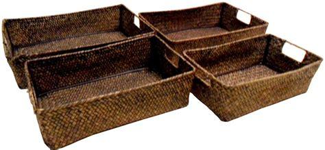 stuoia bamboo cesti stuoia bamboo contenitori paglia bambu