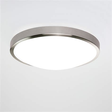 Bathroom Led Ceiling Lights Astro Osaka 350 Led Ip44 Bathroom Ceiling Light Polished Chrome 7412 From Easy Lighting