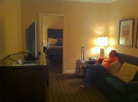 hotels with 2 bedroom suites in st louis mo living room two room suite picture of the chase park