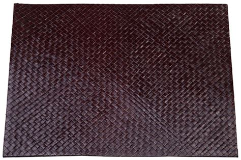 Mat Bali by Mat1 3 Straw Placemats Bali Straw Mats And Table
