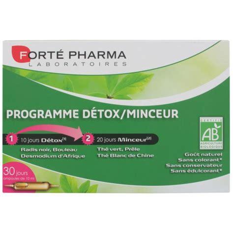 Detox Regime by Produit Detox Minceur R 233 Gime Pauvre En Calories