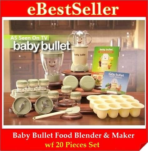 Baby Bullet Food Blender the gallery for gt kitchen blender parts