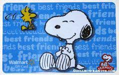peanuts gift cards | collectpeanuts.com