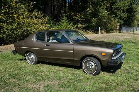 datsun b210 honey bee for sale daily turismo b is for brown 1977 datsun b210