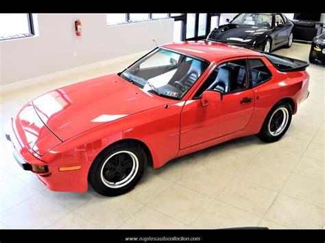 free car repair manuals 1984 porsche 944 interior lighting 1984 porsche 944 for sale in naples fl stock 462961
