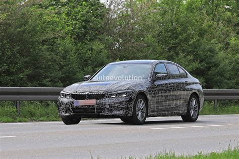 Bmw 3 Series 2019 White by Spyshots 2019 Bmw 3 Series Sheds Heavy Camo Reveals 8