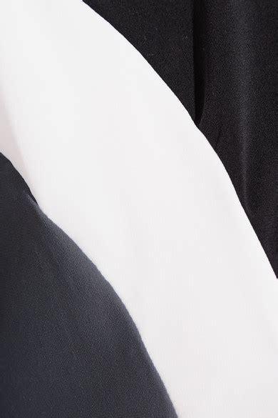 Paku T by No Ka Oi Paku Color Block Stretch Jersey T Shirt Net A