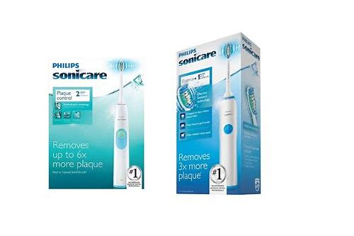 coupons for sonicare electric toothbrush