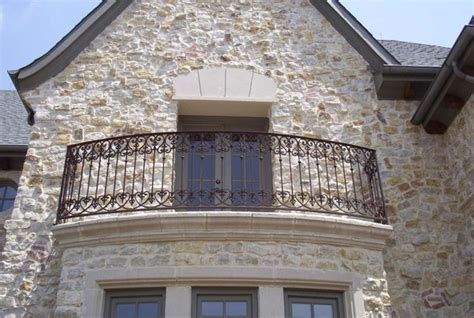 French Balcony Railing by Wrought Iron Balcony Railing Traditional Dallas By
