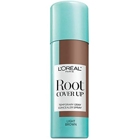 loreal hair color spray l oreal hair color root cover up temporary gray