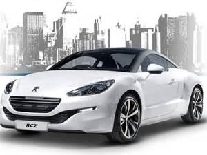 Peugeot Rcz Pcp Deals New Peugeot Rcz Gt Line 1 6 Thp 200 Bhp Coupe At Peugeot