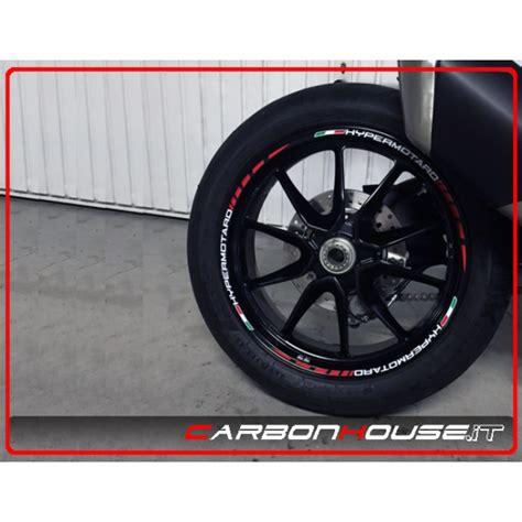 Ducati Rim Sticker by Wheel Stickers Ducati Hypermotard