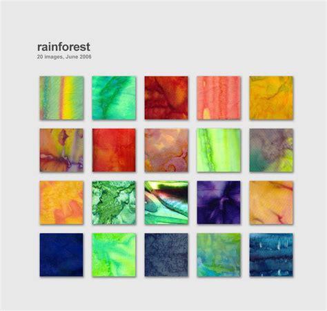 rainforest colors serendipity patchwork quilting workshops colour rhapsody