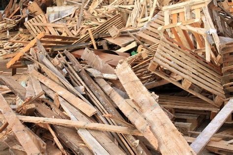 Landscape Timber Disposal Wood Recycling Duo Plc