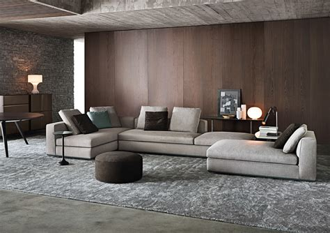 modish minotti sofas  seating systems