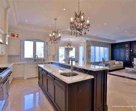 kitchens in today s open concept home open concept kitchen mahzad homes mahzad homes
