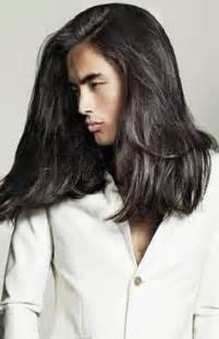 hairstyles for feminized men long hairstyles