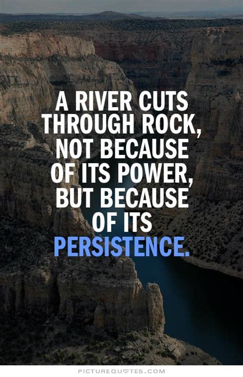 rock and water the power of thought the peace of letting go perseverance quotes quotesgram