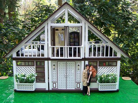 dog dream house ooak barbie dream house ken doctor mansion furniture office bedroom kitchen dog ebay