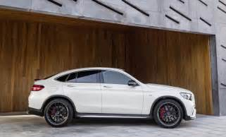 63 Amg Mercedes Mercedes Amg Glc 63 Revealed Most Powerful Suv In The