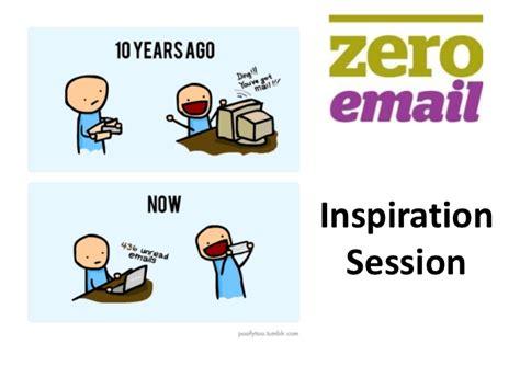 email zero zero email inspiration session atos