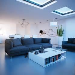 living rom living rooms with skylights