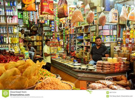 grocery store india editorial stock image image of