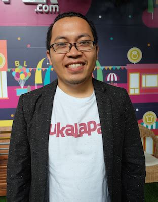 bukalapak internship achmad zaky solve education