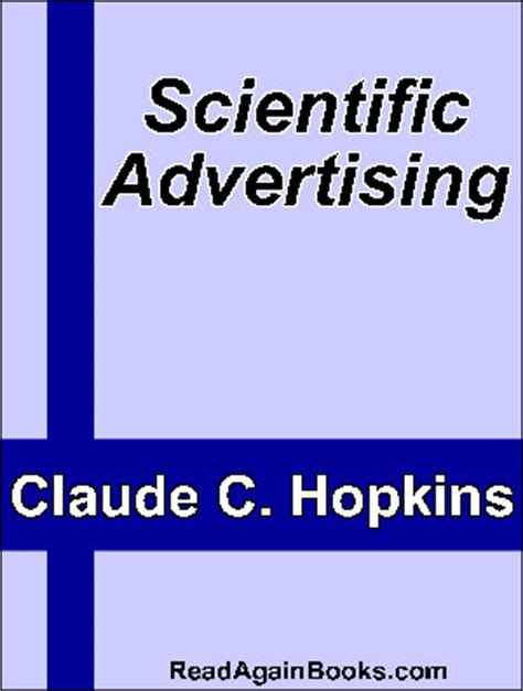 scientific advertising books scientific advertising claude c ebook