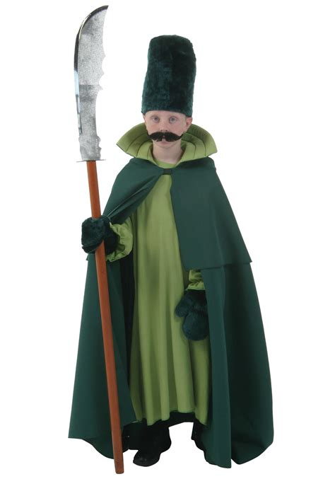 how to a to be a guard green guard costume
