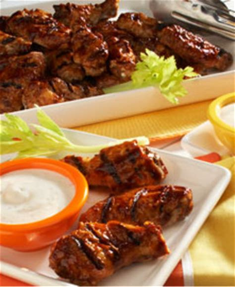 Spaker Hello Wings food celebrations grilled chicken wings walmart