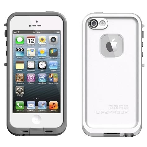 lifeproof fre white iphone 5 lifeproof fre for iphone 5 5s w finger touch id