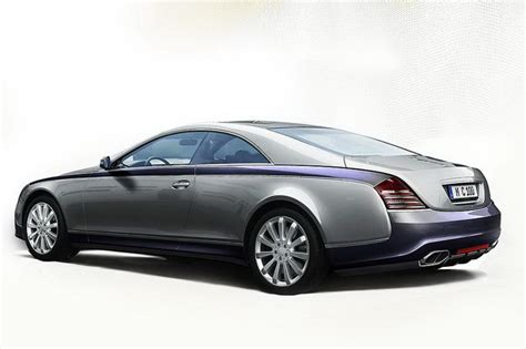 pictures of a maybach maybach coupe 57s official pictures of limited production