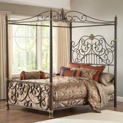 wayfair canopy bed all hillsdale furniture products wayfair