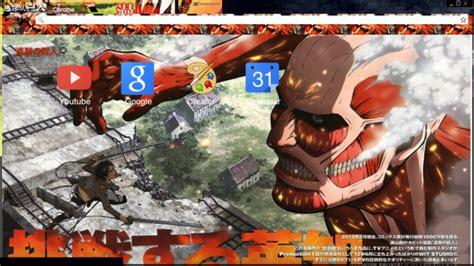 theme google chrome attack on titan attack on titan eran chrome theme themebeta