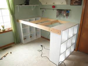 crafting desk do it yourself white craft desk